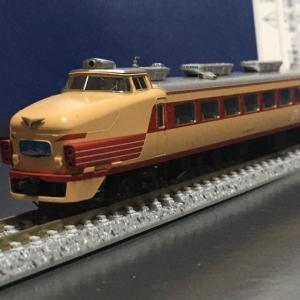 TOMIX 92787 国鉄485系+ゆぅトピア和倉セット (485系編)