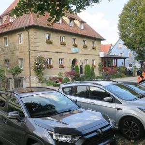 9月のドイツその10 ローテンブルクのホテル・食事・ショッピング