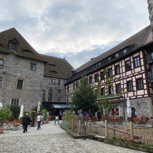 9月のドイツその12 これは日本人向きかも、な古城ホテル