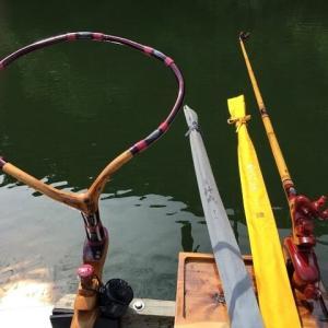 間瀬湖 へら釣り 2021.6.21 緊急事態宣言解除で行った8ヶ月ぶりの18尺縛りの釣行でした