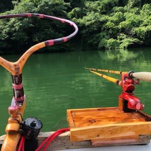 間瀬湖 へら釣り 2021.7.25 今年二回目 夏場の間瀬へらの直下型引き味…痺れました^^v