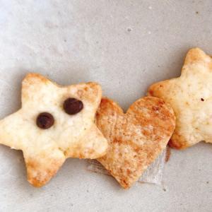 うすぺたクッキーと失敗豚汁