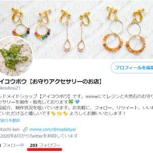 Twitterでプレゼント企画開催しています*