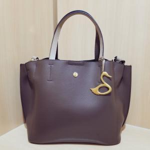 『かるいかばん』を、お仕事用バッグにしました♪