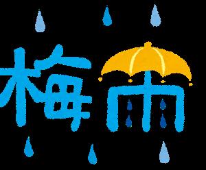 四国、梅雨入りしました。
