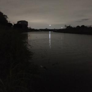 day113 9/29坂川放水路ナイター市街地戦