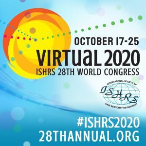 ISHRS国際毛髪外科学会 男性の生え際