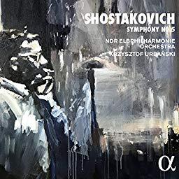 D・Shostakovich: Symphony No. 5 in D minor, Op. 47|Dir:Krzysztof Urbański/NDR Elbphilharmonie Orchestra<CD-Release:2018/09/07>