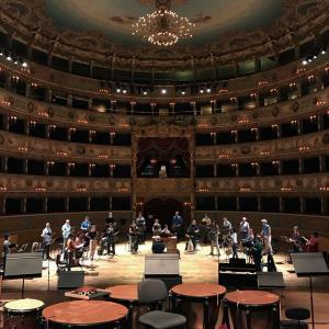 W・A・Mozart:Serenade No. 10 for winds in B-flat major, K. 361|Orchestra del Teatro La Fenice's Members<2020/06/21LIVE Teatro La Fenice>