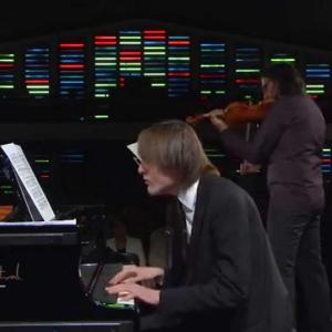 Richard Strauss Violin Sonata in E-flat major, Op 18|Vn:Leonidas Kavakos Pf:Daniil Trifonov<2014/07/29LIVE Verbier Festival>