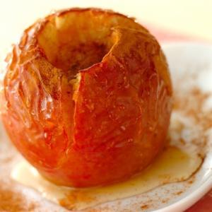 (閑話休題)焼くだけで おいしい まるごと焼き林檎