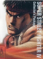 SUPER STREET FIGHTER IV Collector's Package Character Sound Collection(Single Cut)