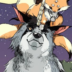 【転スラ】ランガの強さ・究極能力|嵐と雷を司る狼・ゴブタとの融合について