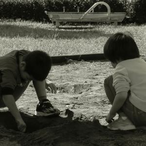 砂場パラダイス
