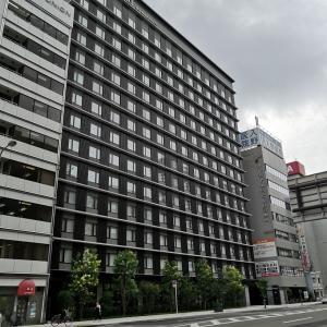 【宿泊記録】フェアフィールド・バイ・マリオット大阪難波