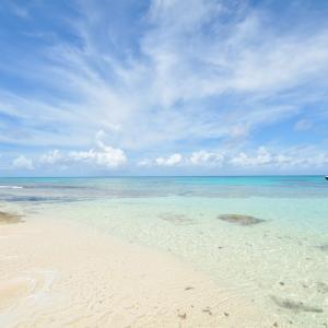 神聖な場所 長間浜