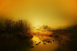 寂しさはその色としもなかりけり槙立つ山の秋の夕暮れ 寂蓮法師