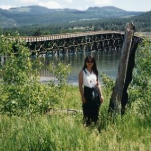 100歳のお婆ちゃん・Prichard Bridge