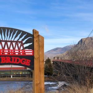 130年の歴史を持つレッド・ブリッジ