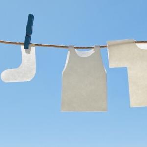 石けん洗濯やめた~服が臭い~