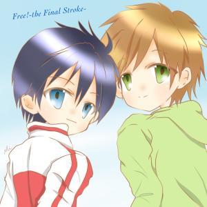 劇場版 Free!-the Final Stroke- 本日公開 イラスト