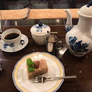 珈琲党必見!旧軽井沢にあるクラシックなカフェ/珈琲歌劇