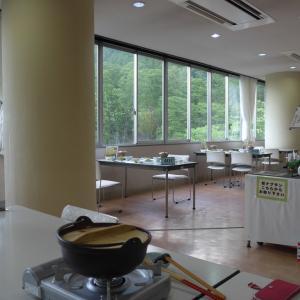 秩父両神温泉・国民宿舎 両神荘(4) 食事編