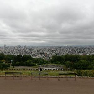 旭山記念公園行ってみた