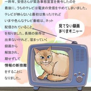 近頃のテレビ、電波状況は大丈夫?