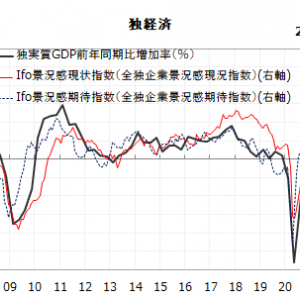 独Ifo景況感指数、1月は悪化 景気停滞へ