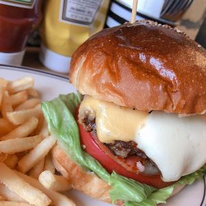足利 ランチ「OZ Burger オズバーガー」