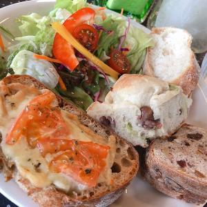【足利 ランチ】カフェ・パン「花にかこまれて Garden Cafe 南の麦」
