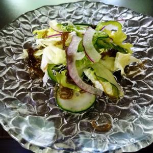 生野菜の冷蔵ストック作り♩