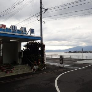 《JR最南端の有人駅:山川駅》鹿児島県の海の見える駅