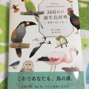 素敵な鳥の本『366日の誕生鳥辞典』
