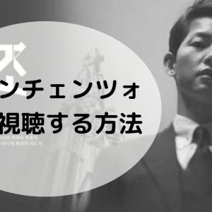 韓国ドラマ「ヴィンチェンツォ」全話日本語字幕無料視聴する方法