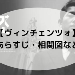 韓ドラ【ヴィンチェンツォ】あらすじ・相関図・キャスト!口コミ・感想