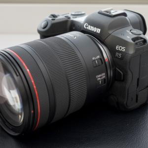 【カメラ】キヤノン EOS R5をついに発表!圧倒的スペック!