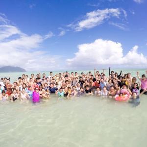 【旅行】これはハネムーン?!挙式兼ハワイ旅行の記録→5日目:天国の海!サンドバーに行ってきました編