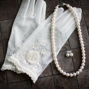 【結婚】かっちゃんのハワイ挙式→ドレスと小物編