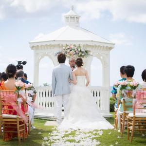 【結婚】かっちゃんハワイ挙式→当日のスケジュールとベストショット①