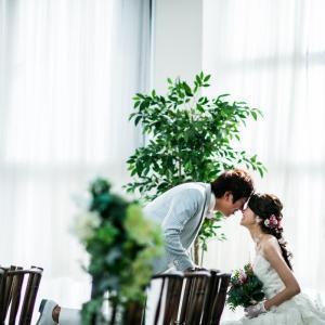【結婚】かっちゃんの日本披露宴1.5次会→当日のスケジュールとベストショット①