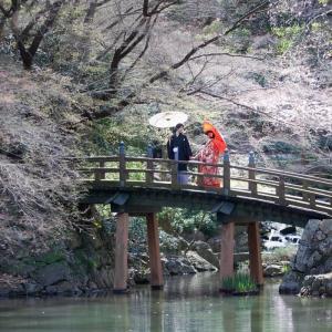 【結婚】かっちゃんの和装前撮り→お城でのロケフォトベストショット