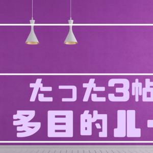 【たった3帖の多目的ルーム】リビング横の洋室