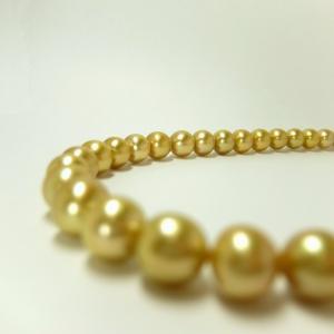 【写真No.1】シンプルに真珠を撮影する