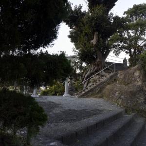 山ノ内 古い神社の佇まい