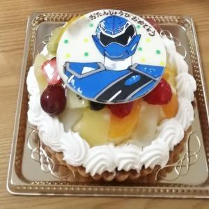 高クオリティすぎるイラストケーキ!パティスリーレジュールウールーさんのバースデーケーキに息子大興奮!!!