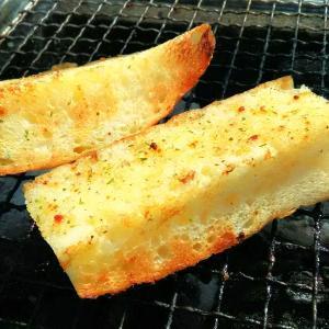 備長炭で焼いたパンが絶品な件