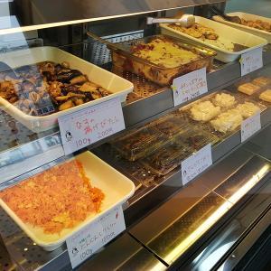 テークアウト専門店「おかず屋 うみねこ」は、ほっこり系惣菜を購入できるヨ