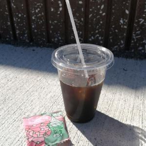 コメダ珈琲店でコーヒーをテイクアウト